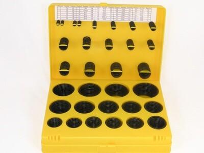 Metric O-ring Kit- P- S & G. Metric O-rings Japanese standard kit