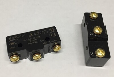 Yamatake/Azbil Limit Switch BZ-2R3000-T4-J