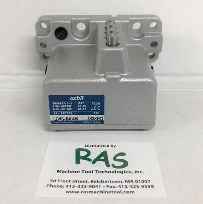Yamatake/Azbil limit switch LDVS-5404S