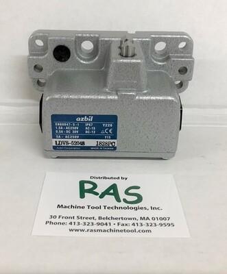 Yamatake/Azbil limit switch LDVS-5204S