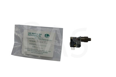 Ishan pressure switch #321660 for the piston type lubricator.