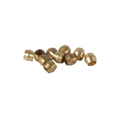 6mm Compression Rings - 12 PCS Per Lot