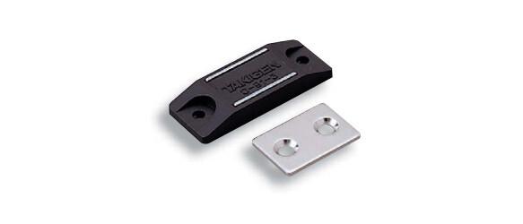 Takigen Thin Magnetic Catch C-91-3-BLACK