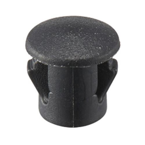 Takigen Hole Plug - CP-30-HP-4-BLACK
