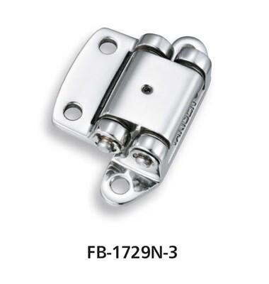 Takigen Stainless Multiaxial Sealing Hinge FB-1729N-3