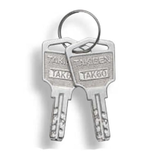 Takigen Key #TAK60