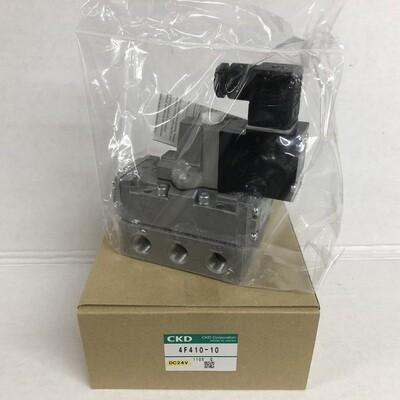 CKD 4F410-10-DC24V Pneumatic Valve