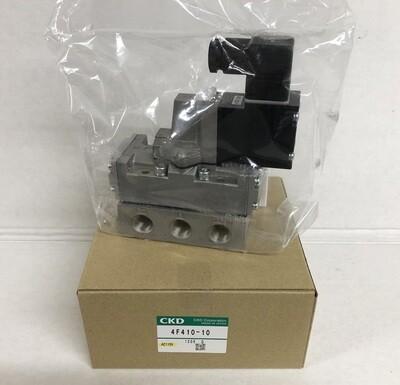 CKD 4F410-10-AC110V Pneumatic Valve