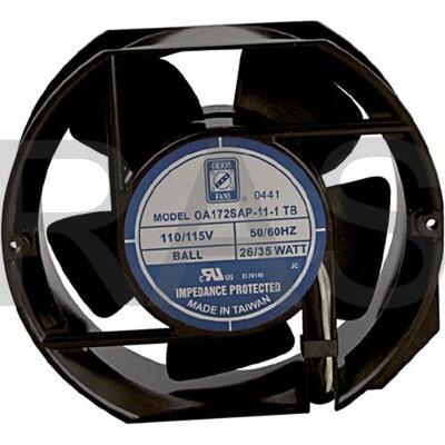 Orion Fans RAS Fan - 172mm x 150mm x 51mm (110VAC)