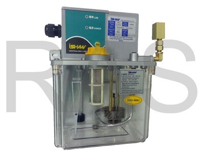 Ishan Waylube Pump YET-C2P3-3L (220VAC)