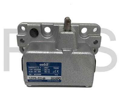 Yamatake LDVS-5214S Azbil Limit Switch With 2 Plunger