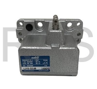 Yamatake LDVS-5314S Azbil Limit Switch With 3 Plunger