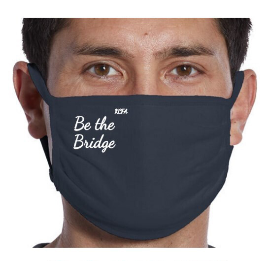 Cloth Face Mask, Adult - Imprint: