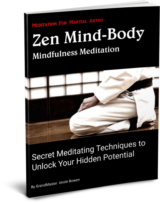 Zen Mind-Body Mindfulness Meditation Audio Book & Meditation Program Download By Jessie Bowen