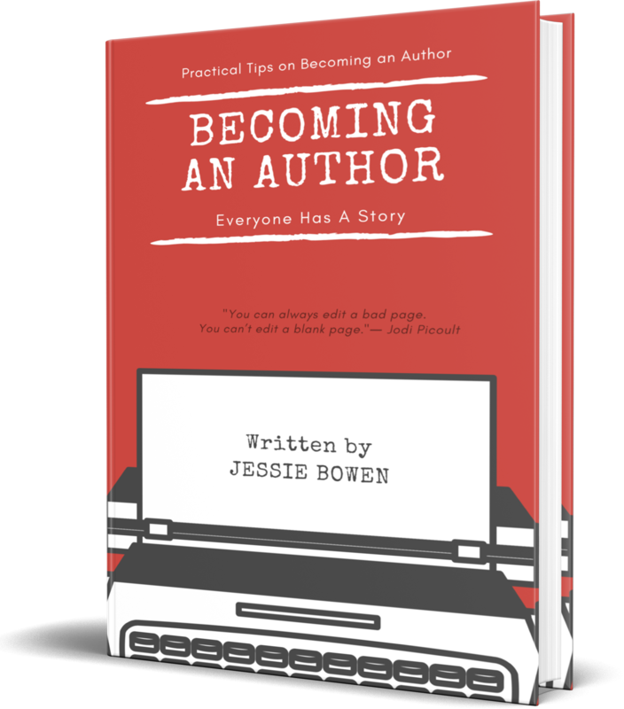 BECOMING AN AUTHOR: Everyone Has A Story