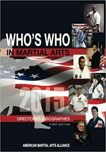WHO'S WHO In The Martial Arts: Directory & Biographies