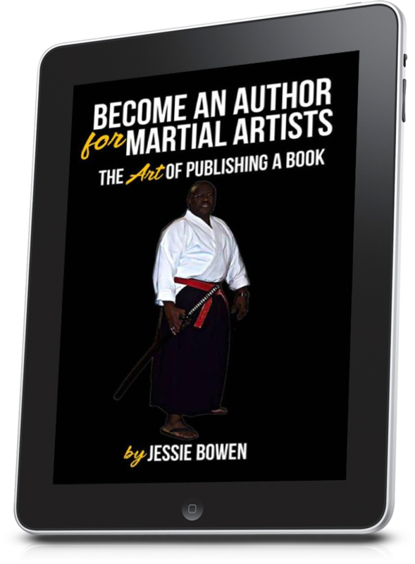 Becoming An Author for Martial Artists Digital Copy Download