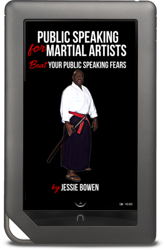 Public Speaking For Martial Artists: Winning The Public Speaking Game Digital Download