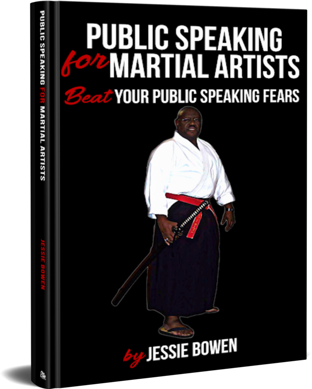 Public Speakings For Martial Artists: Winning The Public Speaking Game Book