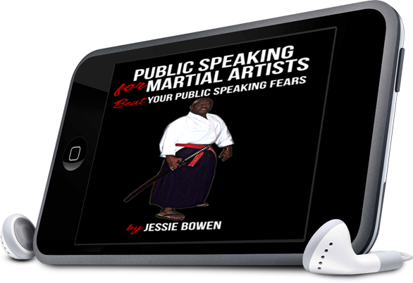 Public Speakings For Martial Artists: Winning The Public Speaking Game Audio Book