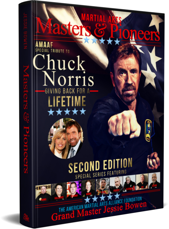 Martial Arts Masters & Pioneers Biography: Chuck Norris - Giving Back For A Lifetime Second Edition & FREE Public Speaking for Martial Artist Book