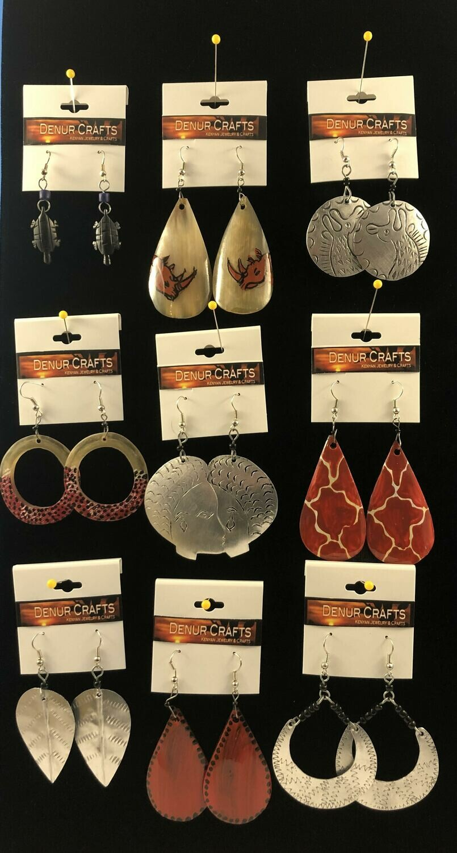 Earrings Denur Crafts Assortment
