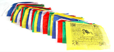 Prayer Flag, Large