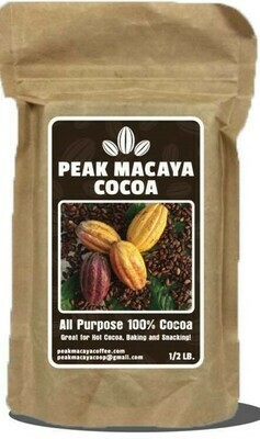Peak Macaya Cocoa