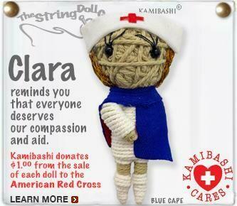 Clara String Doll