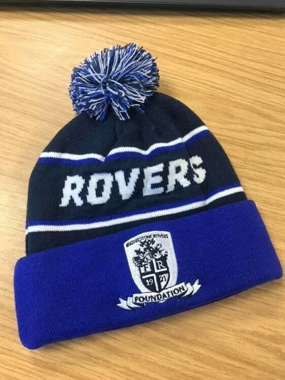Featherstone Rovers Foundation Woolly Hat