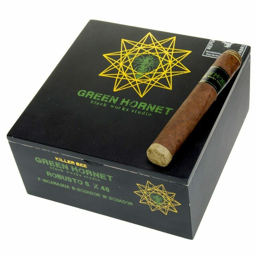 BLACK LABEL GREEN HORNET 5X48