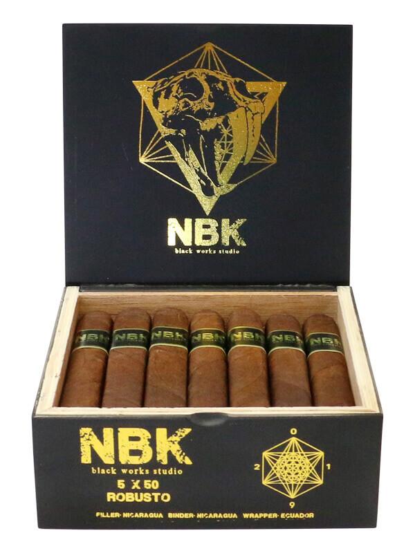 BLACK LABEL NBK 5X50 BOX PRESS