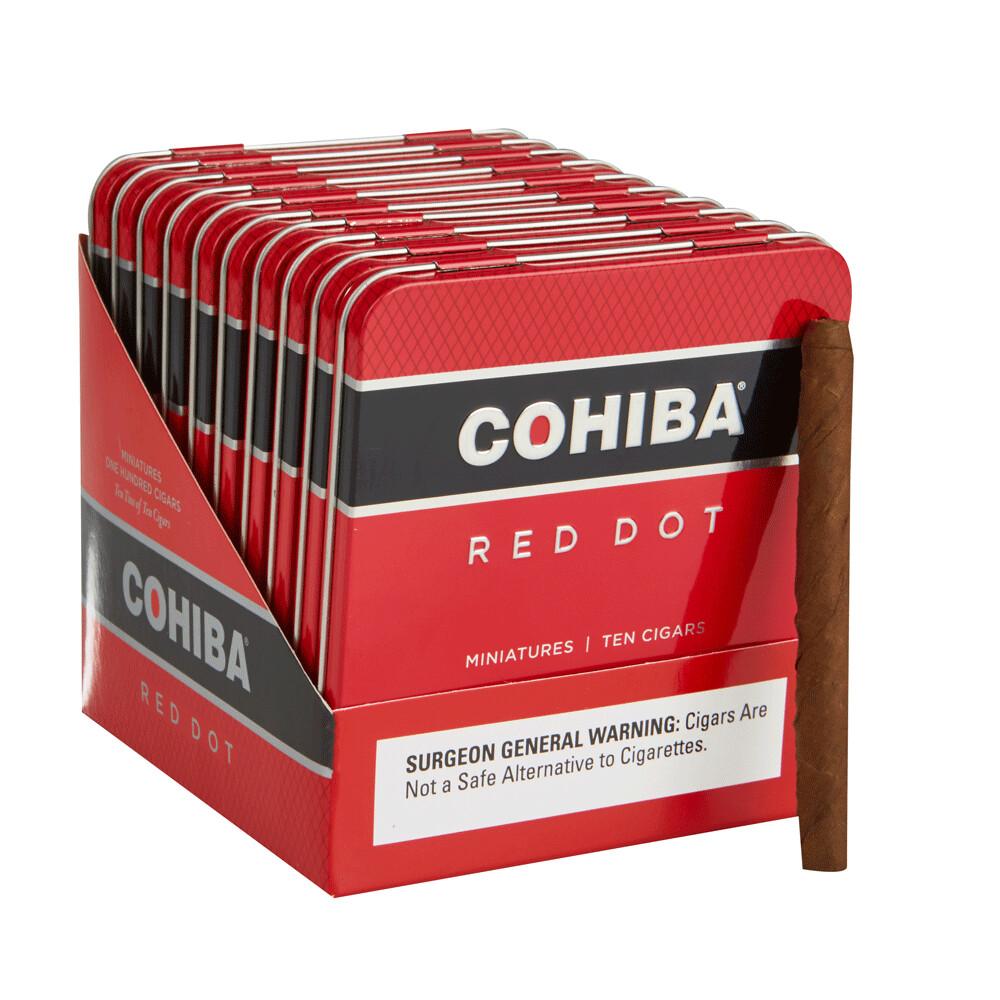 Cohiba tins