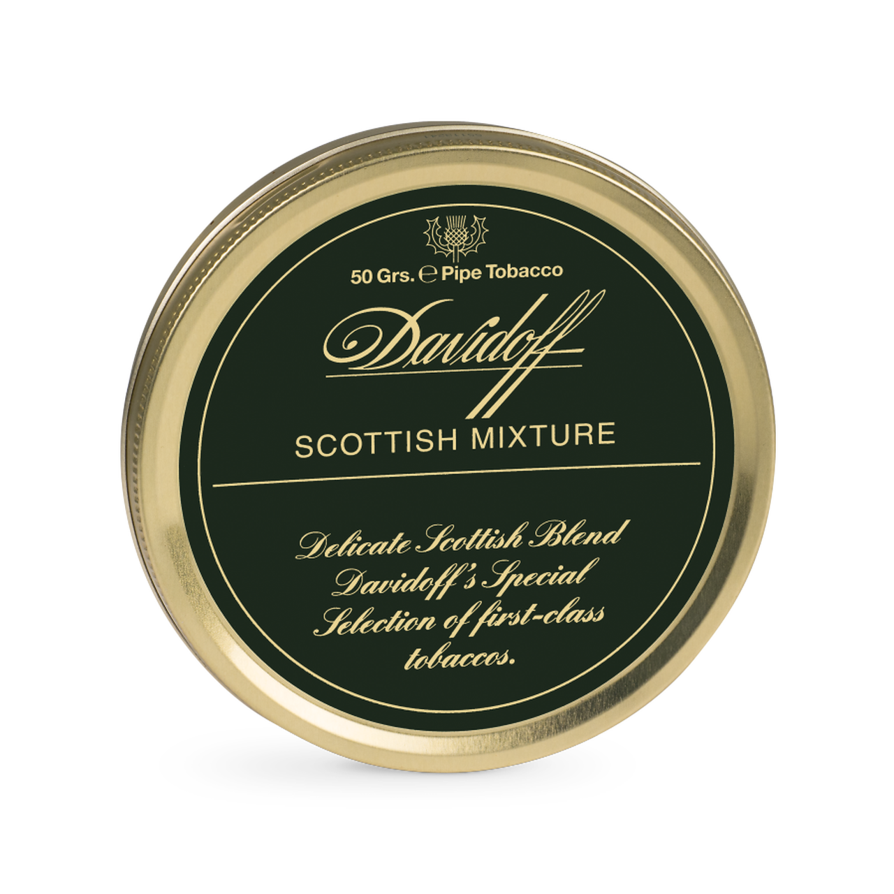 DAVIDOFF ROYALTY DANISH SCOTTISH ENGLISH PIPE