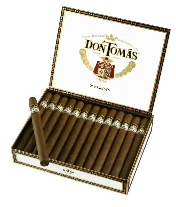 DON TOMAS SUN GROWN PRESIDENTE