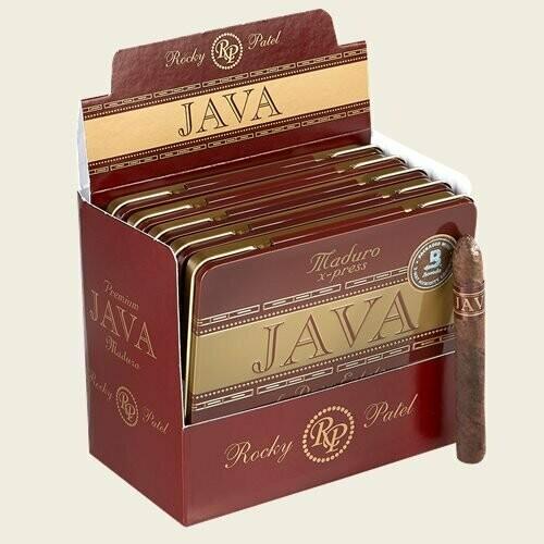 Java x-press tins