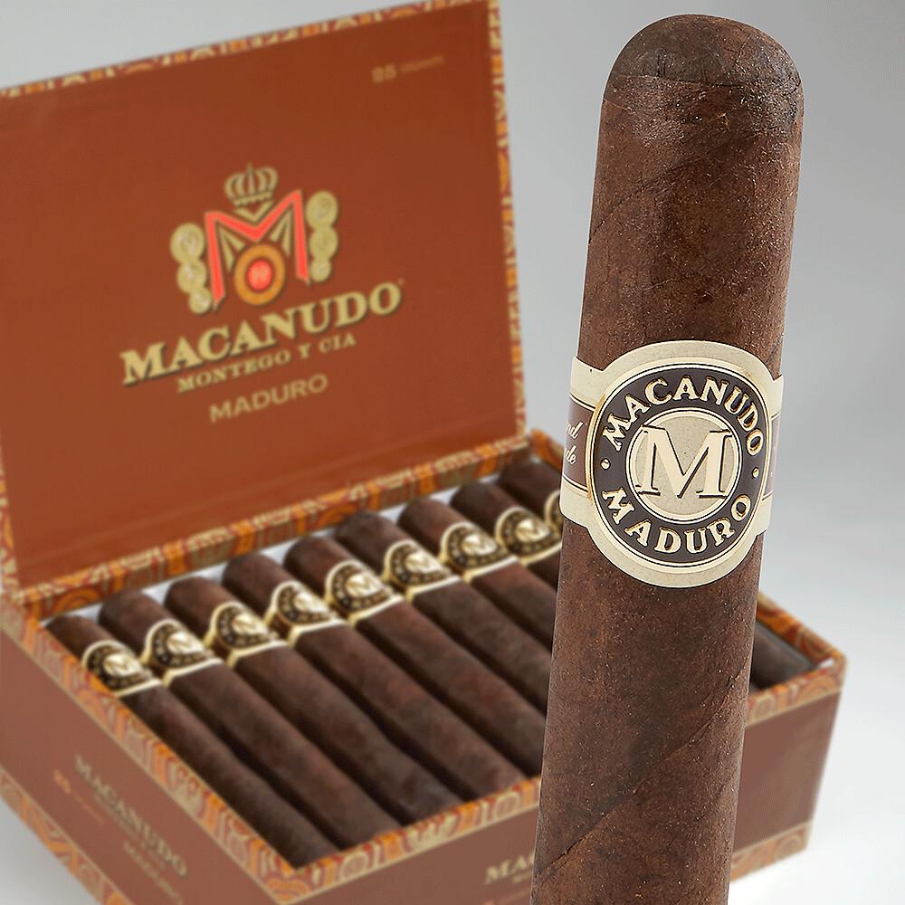 MACANUDO MADURO HYDE PARK 5.5X49