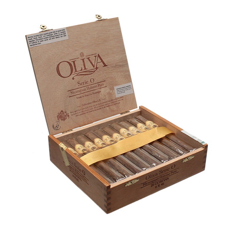 Oliva Series O Corona Habano Puro