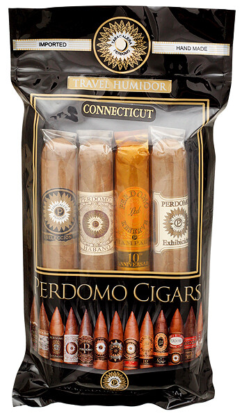 Perdomo humidified pack