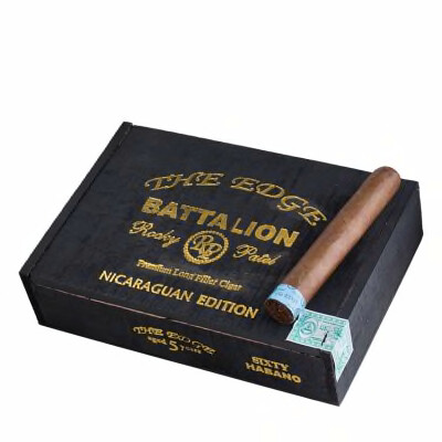 Rocky Patel edge battalion 6x60