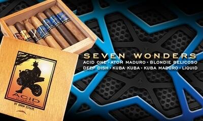 ACID Seven Wonders Sampler