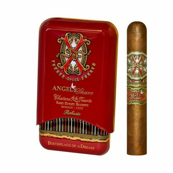 AF F.F. ANGELS SHARE PERFECXION OPUS X TIN
