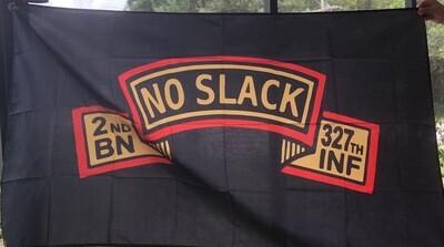 No Slack Battalion Flag