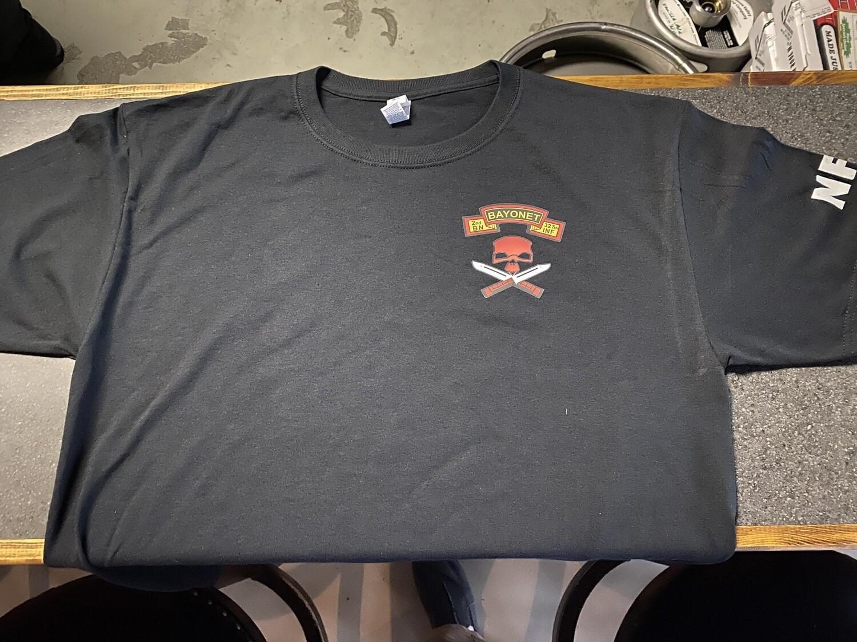 No Slack Bayonet Company T-shirt