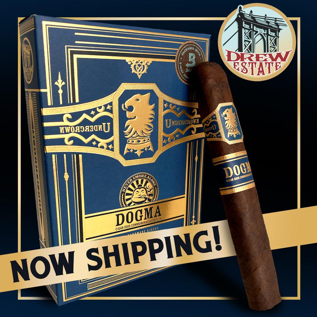 Undercrown Subculture Cigar Dojo Dogma 2020