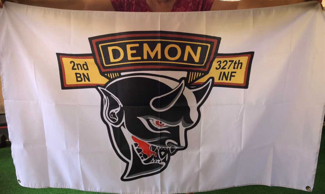 Demon Company Flag