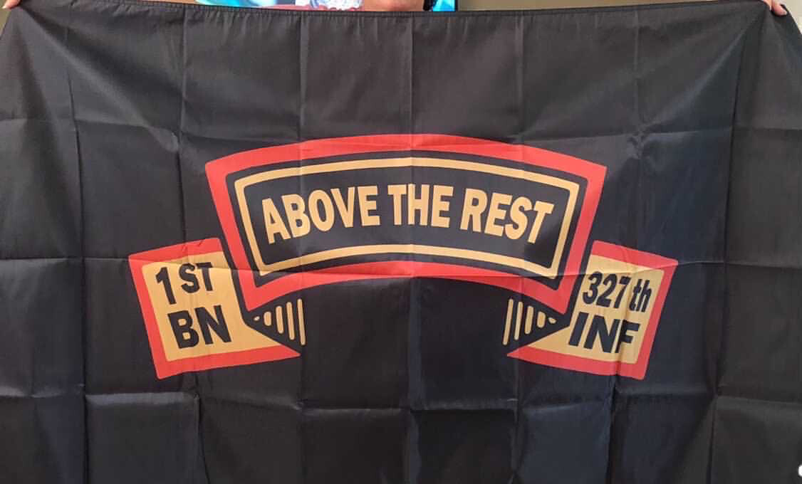 Above The Rest Flag