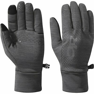OR Women's Vigor Midweight Sensor Gloves-Charcoal
