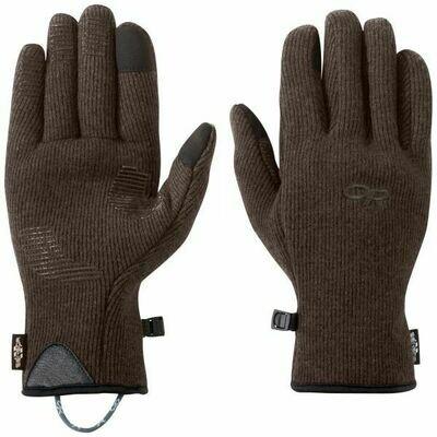 OR Men's Flurry Sensor Gloves- Grizzly