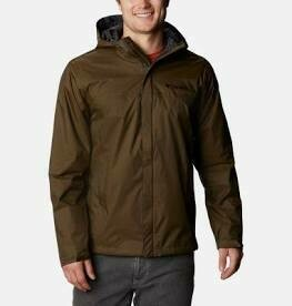 Watertight II Rain Jacket-New Olive